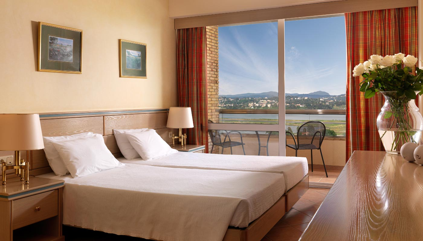 Divani Corfu Palace - Superior Room