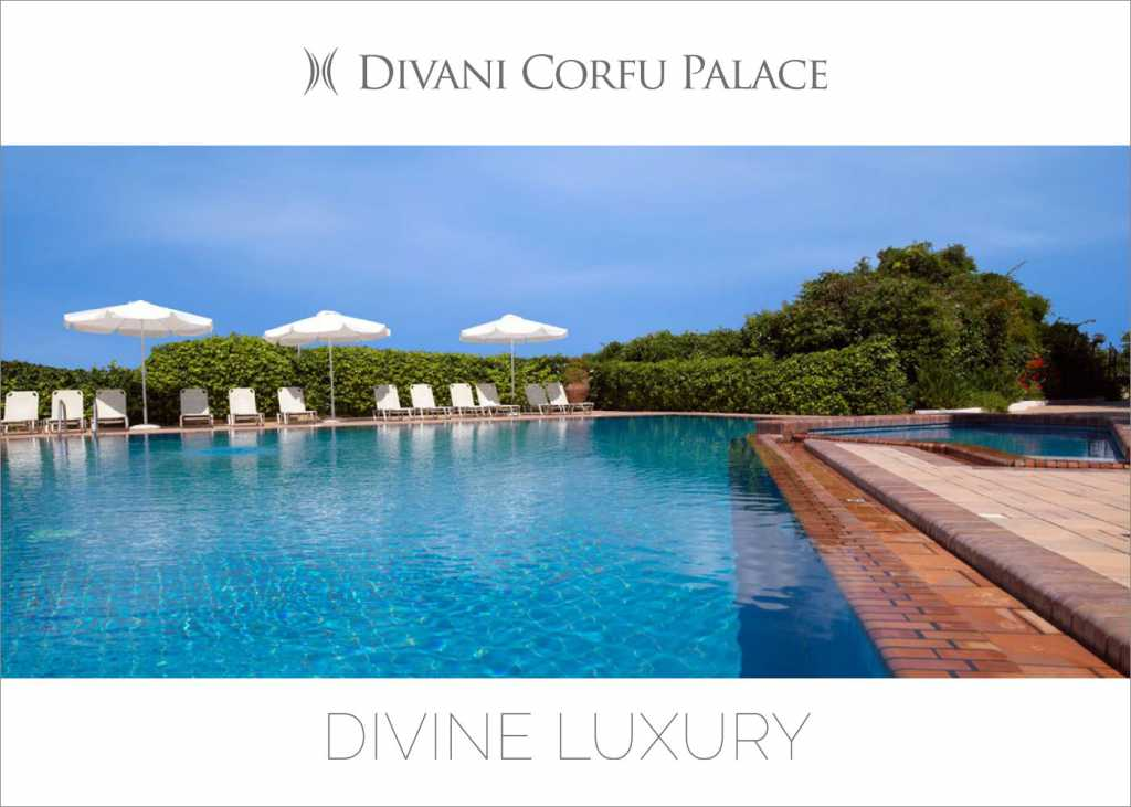 Divani Corfu Palace - Fact Sheet Cover