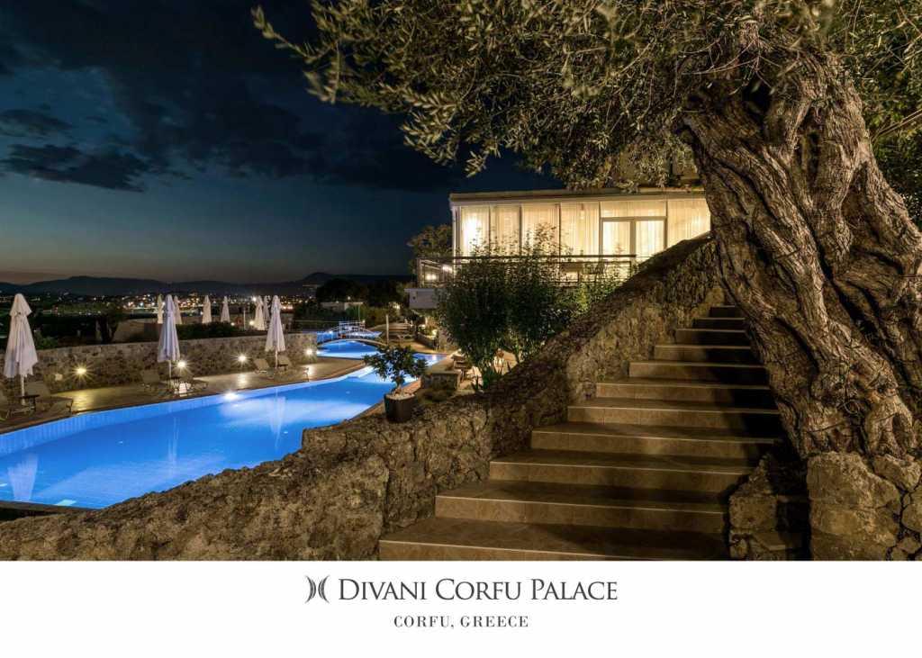 Divani Corfu Palace - Corporate